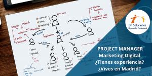 Estoy buscando #Project Manager senior Digital Business-Madrid [posición cerrada]