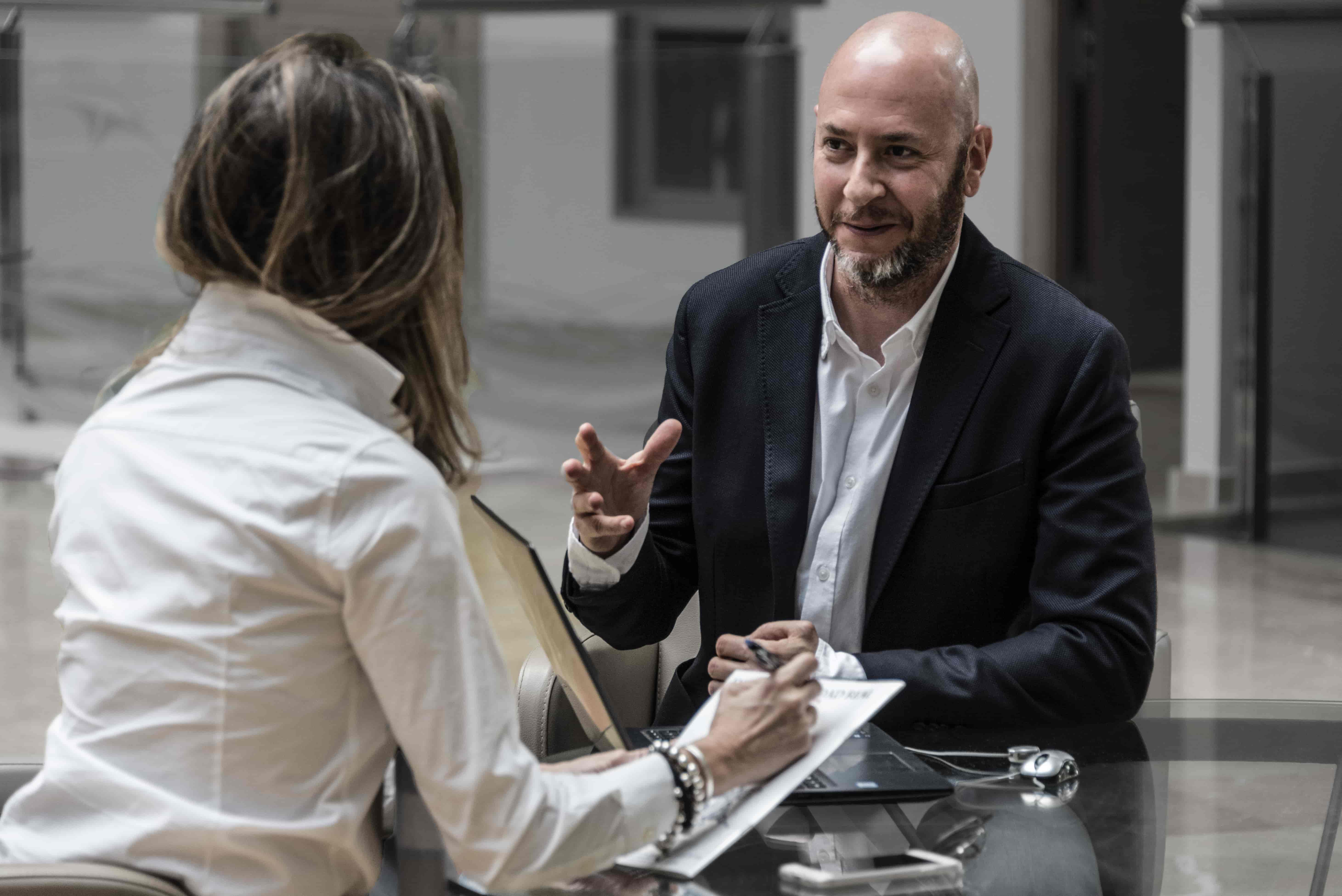preparación de entrevistas de trabajo