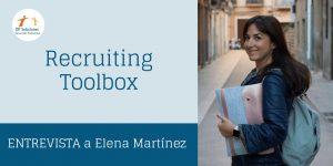 entrevista a experta en reclutamiento de personal