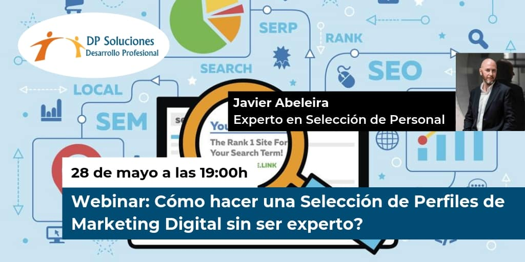 portada webinar de perfiles de marketing