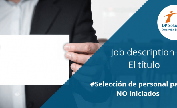 todo sobre la job description