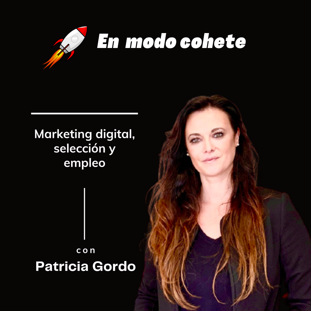Patricia Gordo Calderón- Marketing Digital y Comunicación